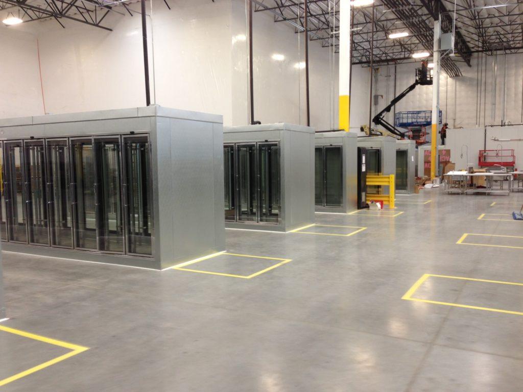 Amazon Fresh Glass Door Cooler and Freezers Market Segment Commercial Cooling Par Engineering