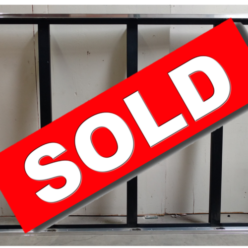 Anthony 101 Black Doors & Frames Sold Commercial Cooling Par Engineering Inc. City of Industry