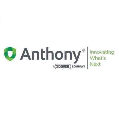 Anthony Doors Company Logo Commercial Cooling Par Engineering Inc Strategic Alliance