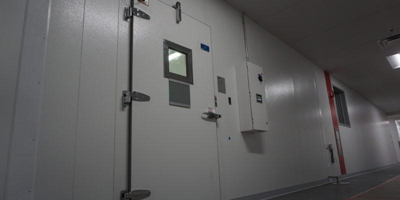 cascade scientifc walk-in box door Commercial Cooling Par Engineering Inc. City of Industry