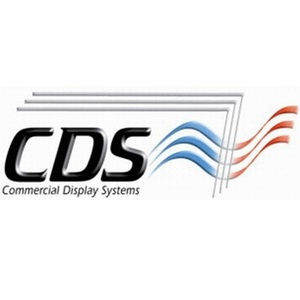Commercial Display Systems Company Logo Commercial Cooling Par Engineering Strategic Alliance