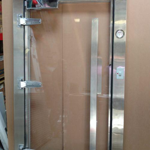Walk-in Box Glass Display Door Commercial Cooling Par Engineering Inc.