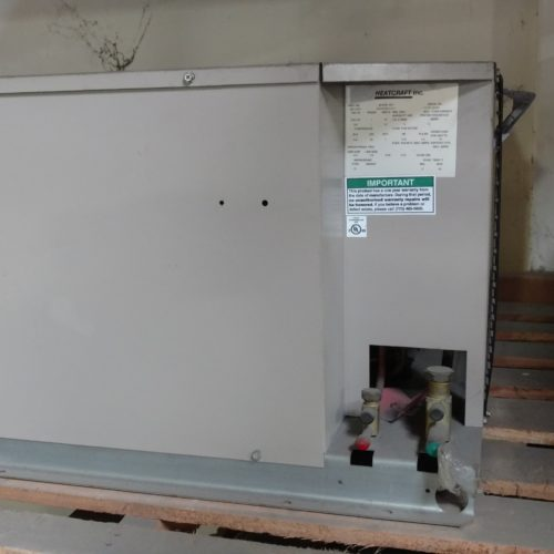 Heatcraft MOH005D72CFT Condensing Unit Commercial Cooling Par Engineering Inc.