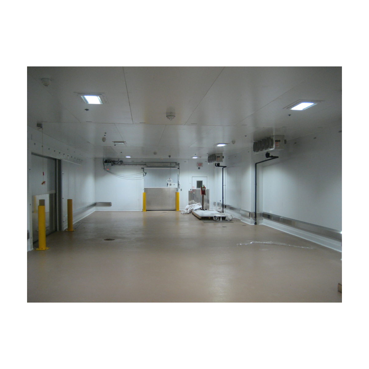 New Orleans Cold Storage Warehouse Commercial Cooling Par Engineering Inc. City of Industry