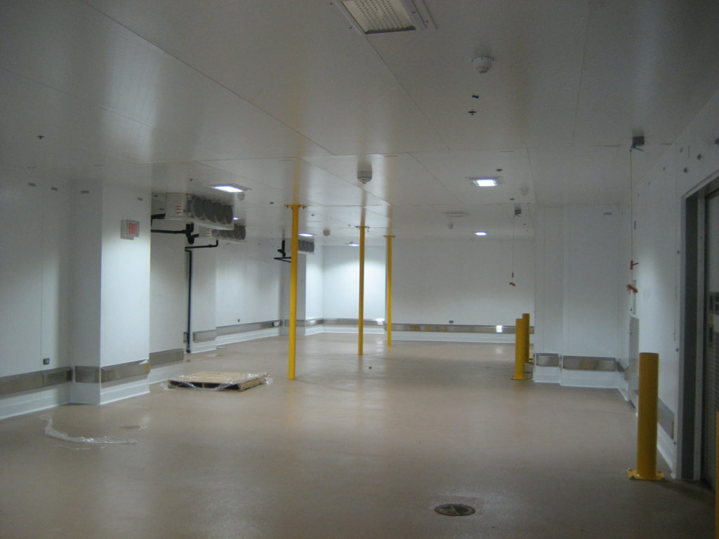 New Orleans Cold Storage Warehouse - Specialty Project Commercial Cooling Par Engineering