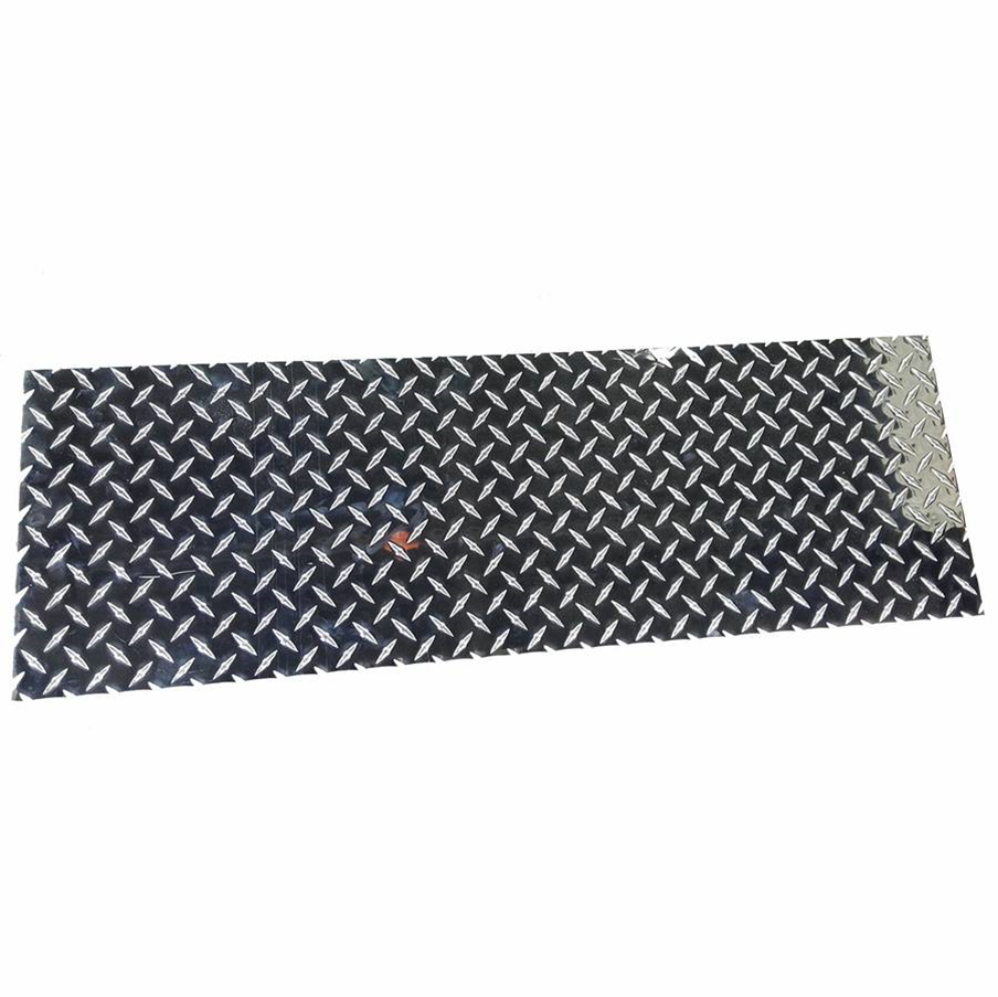 Aluminum Diamond Plate Commercial Cooling