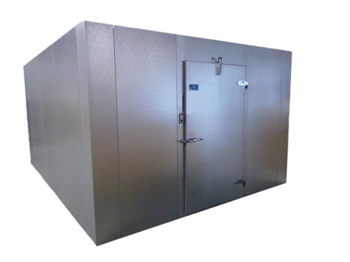 Commercial Cooling Quick Ship Walk-in Box