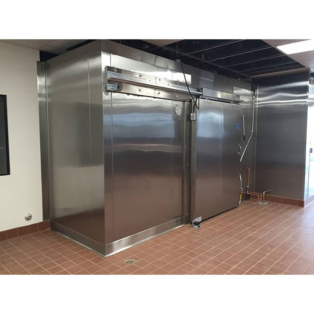 Walk-in Box Combo Cooler Freezer Commercial Cooling Par Engineering Inc. City of Industry